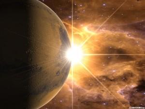 Sole Marte