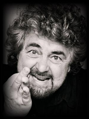 Beppe Grillo: te la do io…l'Italia