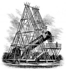 Telescopio di William Herschel