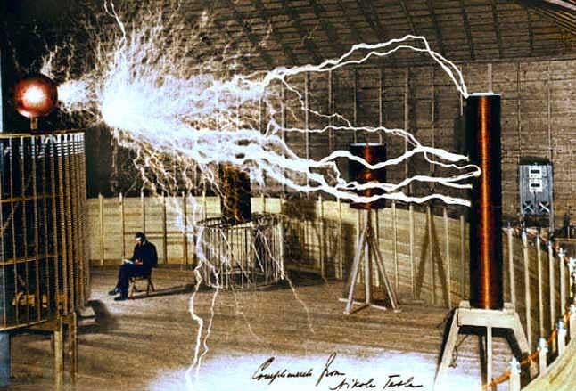 Laboratorio di Tesla