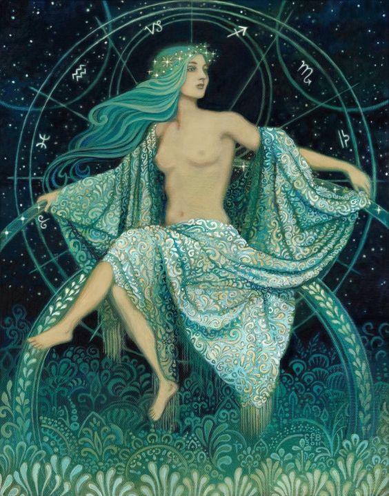 Venere nelle Case Astrologiche