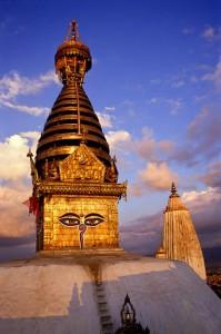Stupa -Elementi