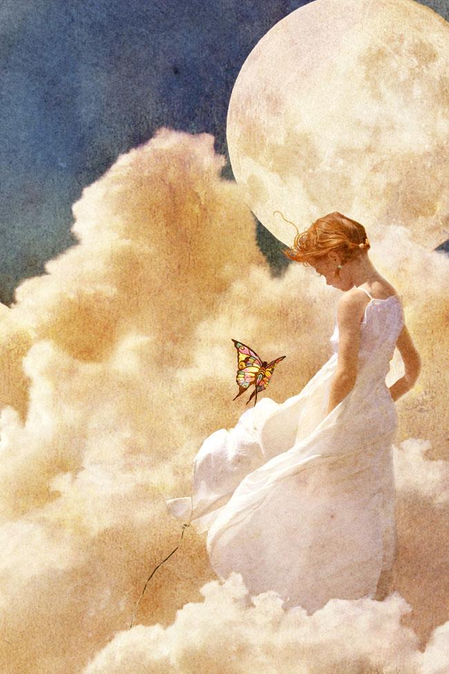 La Luna nei segni di Aria