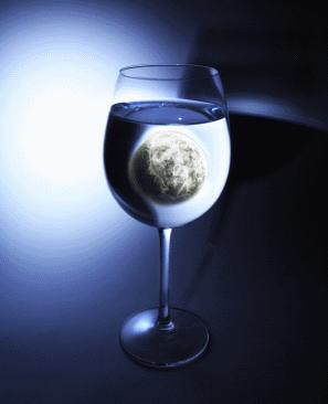 La Luna nei segni di Acqua