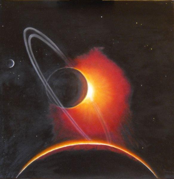 Congiunzione Sole – Saturno