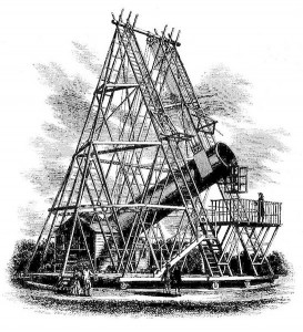 Telescopio di William Herschel