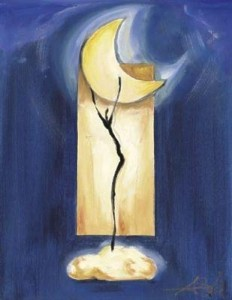 Venere e Luna