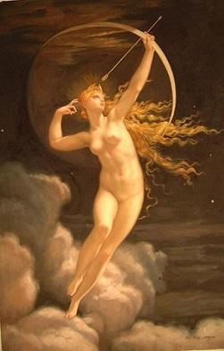 aspetti dinamici luna Venere